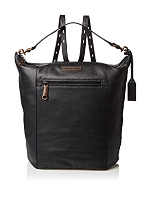 Joy Gryson Women's Violet Backpack, Black