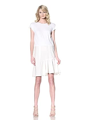 MARNI Women's Short Sleeve Jersey Dress (Diamond)