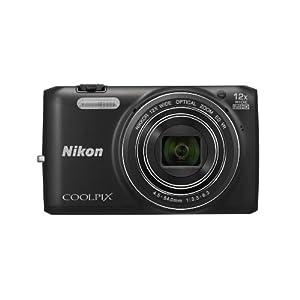 Nikon Coolpix S6800 (Black)