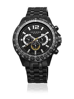 Akribos XXIV Reloj de cuarzo Man AK653BK 50 mm