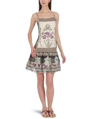 Desigual Vestido Corto 21V2L07 (Violeta)