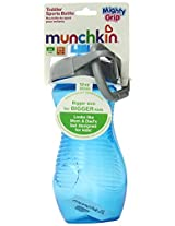 Munchkin 12 Ounce Mighty Grip Toddler Sports Bottle (Colors May Vary)