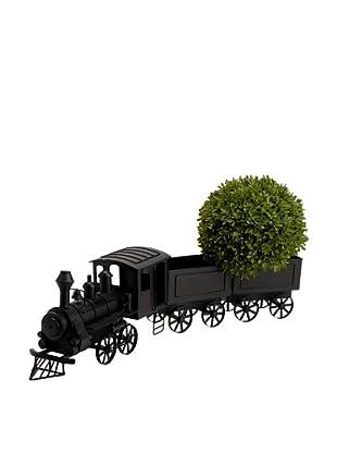 Amadeus Macetero Tren 74 cm Hierro