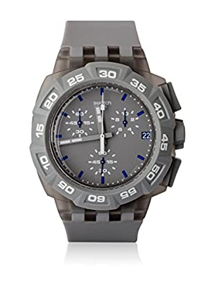 Swatch Quarzuhr Man GRAY HERO SUIM402 42.0 mm