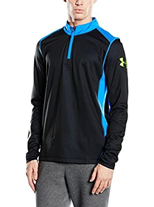 Under Armour Camiseta Manga Larga Técnica Grid 1/4 Zip