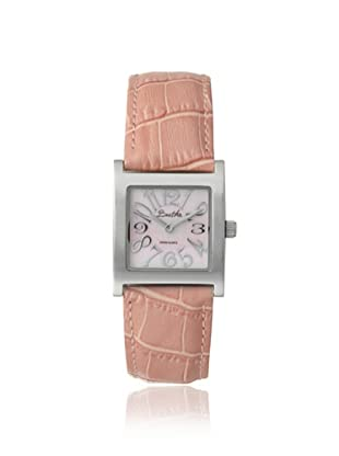 Bertha Women's BR101 Bettie Light Pink Steel Watch
