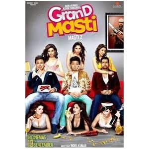 Grand Masti (2013) | Hindi [DVD]