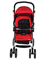 Mee Mee MM54 Baby Pram (Red)