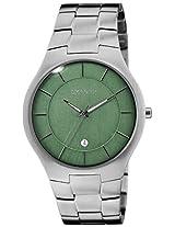 Skagen Grenen Analog Green Dial Men's Watch - SKW6182