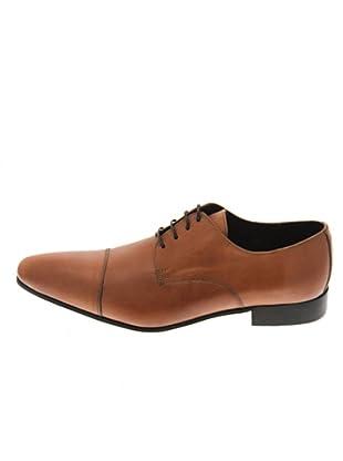 Pascal Morabito Zapatos Business Reldond (Cognac)