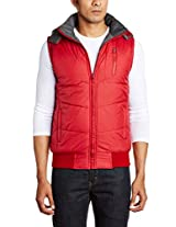 Status Quo Men's Synthetic Jacket