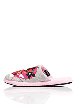 Disney By Gioseppo Zapatillas de Casa Minnie (Gris)
