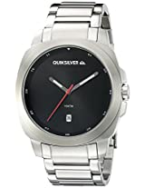 Quiksilver Analog Black Dial Men's Watch - QS-1005-BKSV
