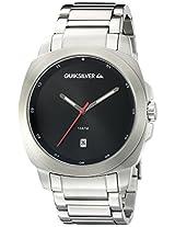 Quiksilver Analog Black Dial Men's Watch - QS-1005-BKSV