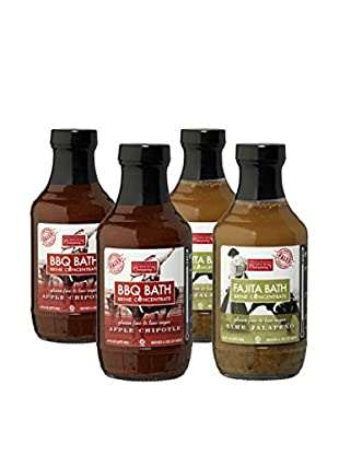 Sweetwater Spice Company Paleo Lifestyle Cave Man 4- Pack