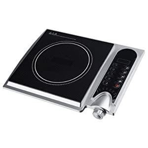 Wonderchef Essenza 2000-Watt Italiana Induction Plate