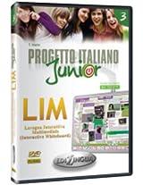 Progetto Italiano Junior: Lim Lavagna Interattiva Multimediale Progetto Italiano Junior 3