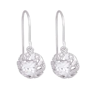 Amazon Curated Sterling Silver Dangle Earrings