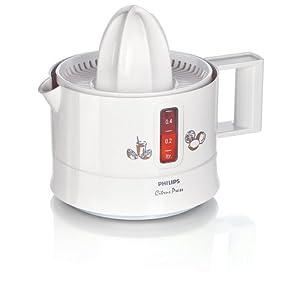 Philips HR2771 0.5-Litre Citrus Press-White
