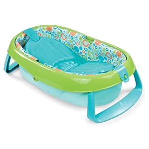 Summer Fold Away Baby Bath Neutral