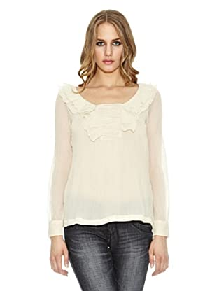 Pepe Jeans London Blusa Tiffany (Crudo)
