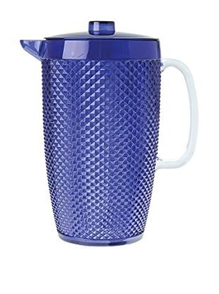 Pitcher 2.5 L blau