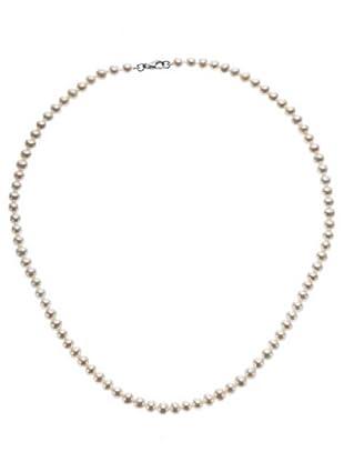 Emi Kawai Kette Perle Silber 5-5,50 mm