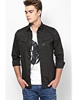 Black Casual Shirt G-Star RAW