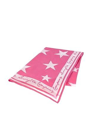 Lexington Company Manta Estrella (Rosa / Blanco)