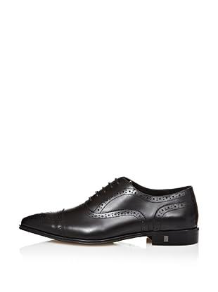 Versace Zapatos Oxford (Negro)