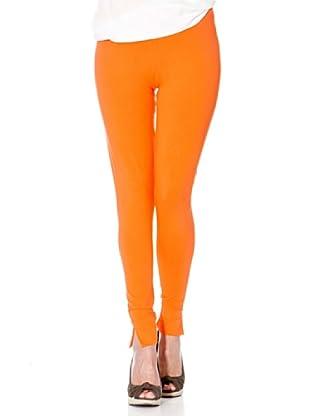 Cortefiel Leggings Basic (Orange)