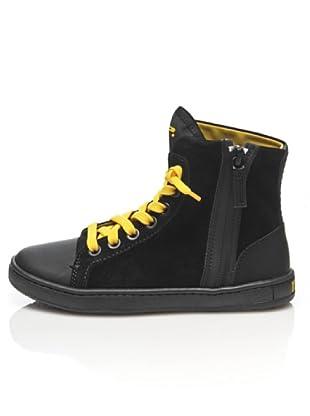 Pirelli Zapatillas Altas Niños (negro)