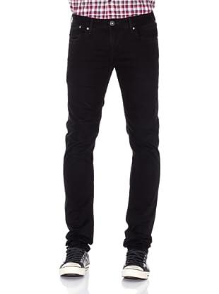 Pepe Jeans London Pantalón Hatch (Negro)