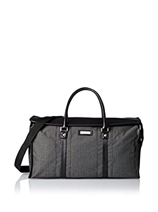 Hartmann Luggage Herringbone Duffel, Black