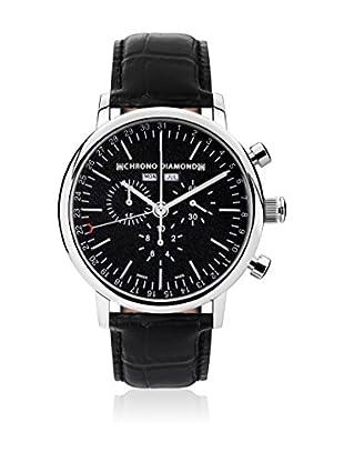 Chrono Diamond Reloj con movimiento cuarzo suizo Man 11200Hr Argos 35 mm