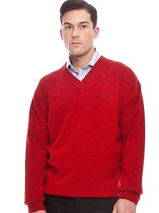 Hackett Jersey Clásico (Rojo)