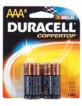 P & G/ Duracell MN2400B8Z Alkaline Battery