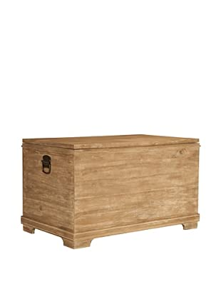 Orient Express Hudson Large Nest Trunk, Stone Wash