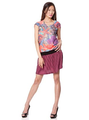 Custo Vestido Sharpai (Multicolor)