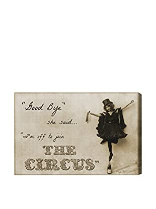 Oliver Gal 'Join The Circus' Canvas Art