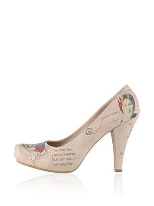Dogo Zapatos John Lennon (Crema)