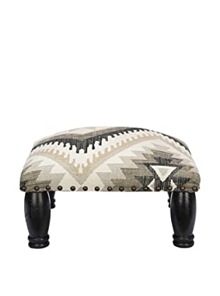 Safavieh Makalo Ottoman, Tribal Design
