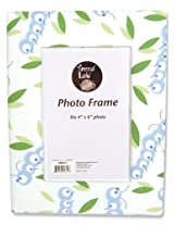 Trend Lab Fabric Covered Photo Frame, Caterpillar