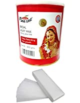 Beeone Bridal Milky Wax with 100 Strips (800 g)