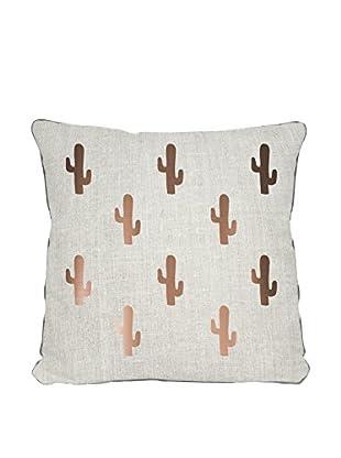 Surdic Kissen Copper Cactus