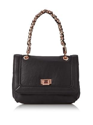 Treesje Olivia Shoulder Bag (Black)