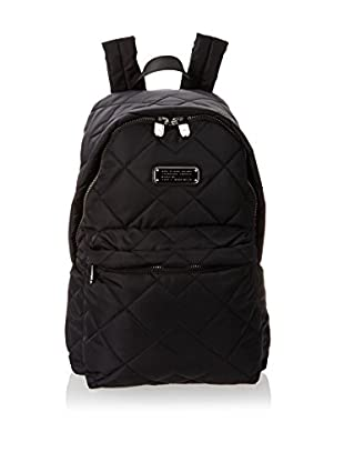 Marc by Marc Jacobs Women's Crosby Quilt Nylon Backpack, Black