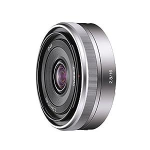 Sony SEL 16mm F/2.8 DSLR lens