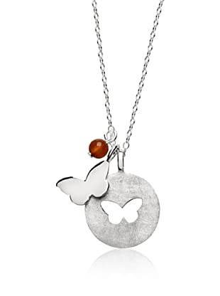 Marc O´Polo Halskette Schmetterling rot