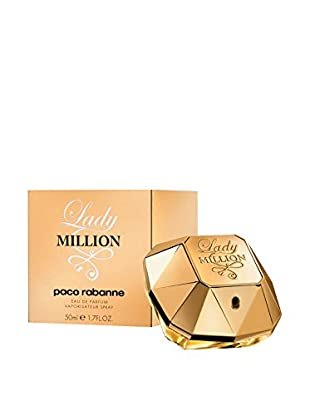 Paco Rabanne Eau De Parfum Mujer Lady Million 50 ml